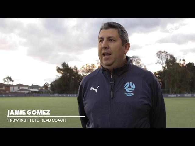 Football NSW Institute Girls return to Training