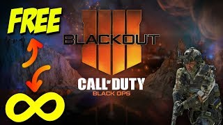 Blackout Beta WILL Be FREE FOREVER!? (Black Ops 4 Blackout Beta 1 Month Long Leaked)