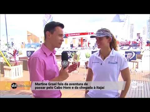 VOLVO OCEAN RACE: Últimos veleiros chegam à Itajaí