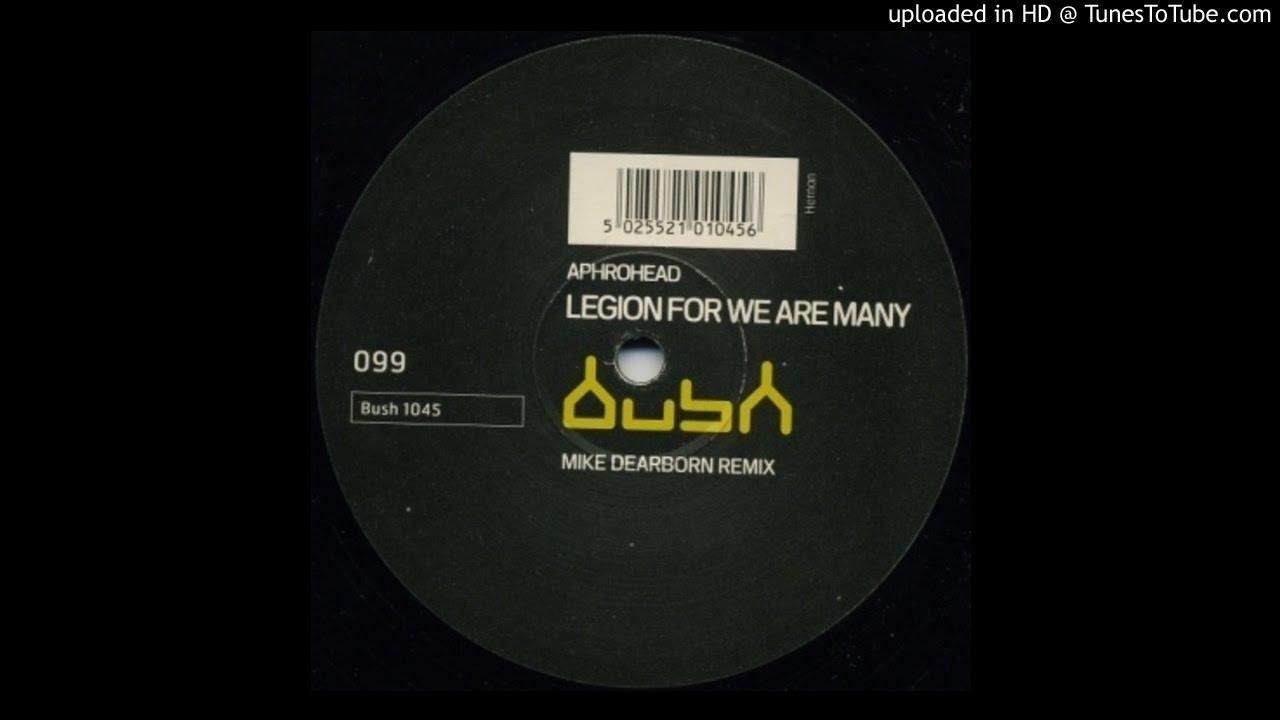 Aphrohead - Legion (Remixes)