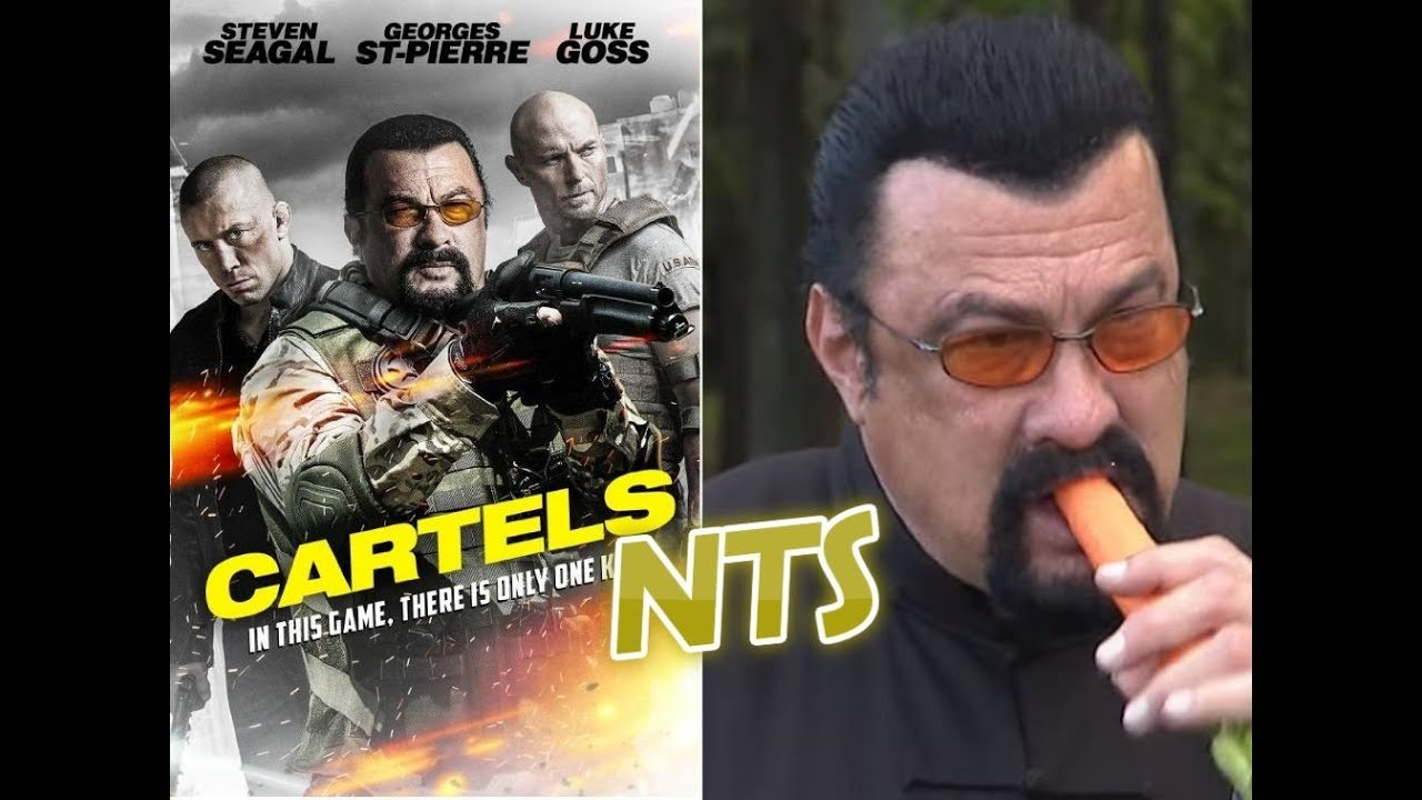 NTS: Cartels (2017) (Steven Seagal) Movie Review - YouTube