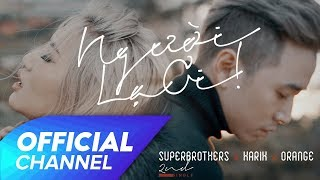 ELSE! Official MV Superbrothers x Karik x Orange