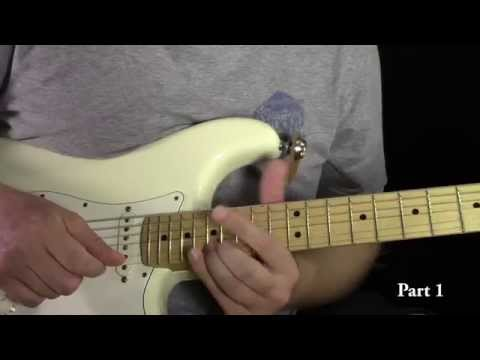 """Buddy Guy - """"What Kind of Woman is This"""" Lesson (Solo)"""