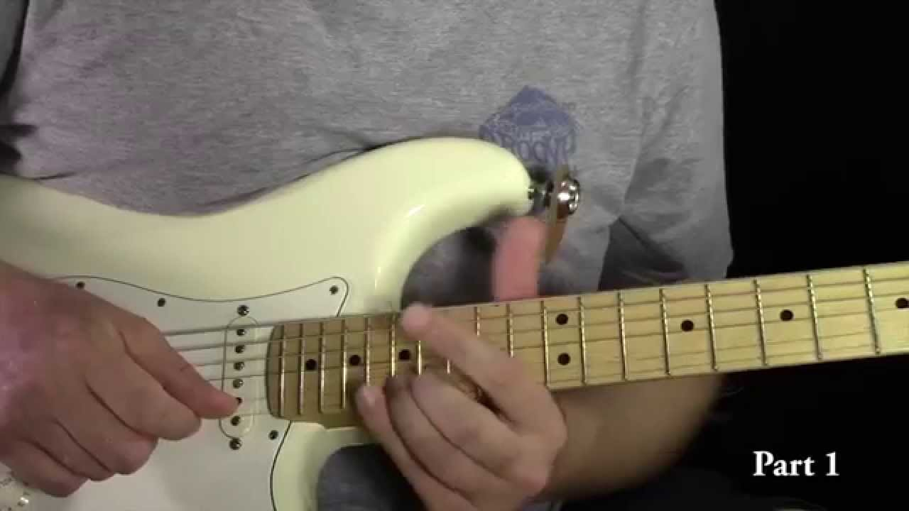 Buddy Guy What Kind Of Woman Is This Lesson Solo Youtube