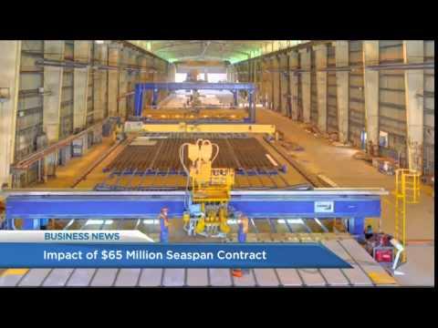 BIV on Global BC Mar 15 2016 Seaspan contract, Tech startups and IPOs