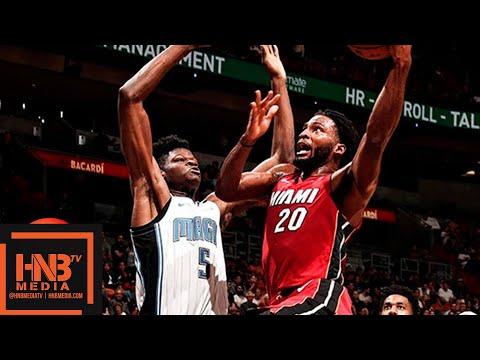 Miami Heat vs Orlando Magic Full Game Highlights | 12.04.2018, NBA Season