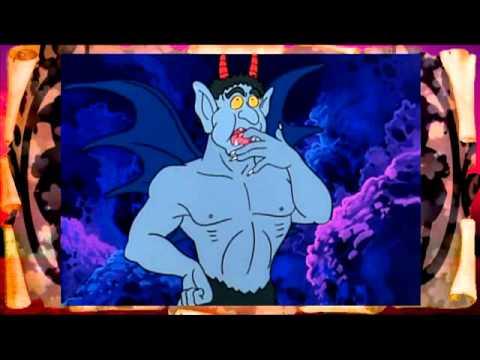 Cuentos de los Hermanos Grimm - Los Tres Acertijos del diablo - Español Latino