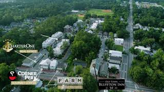 Old Town Bluffton Inn: An Aerial Video