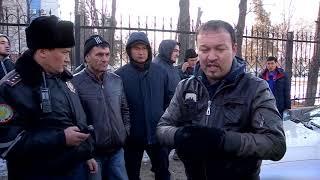 Руслан Жанпеисов борется с нелегальным