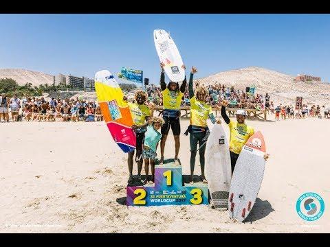 GKA Kite-Surf World Tour 2017 Fuerteventura Day 3 - The Finals