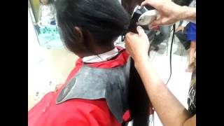 Haircut Clipper (karisma Salon)