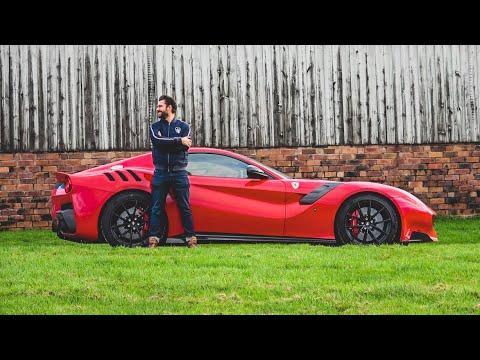 Full Spec Walkthrough Of My Ferrari F12 TDF!