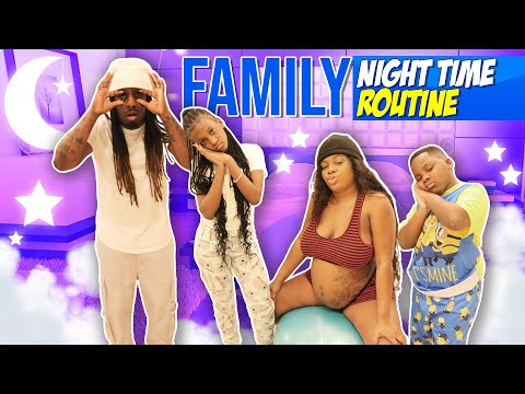 Download OUR FAMILY NIGHT TIME ROUTINE