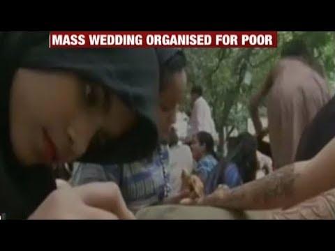 Gujarat: Mass wedding organized in Surat