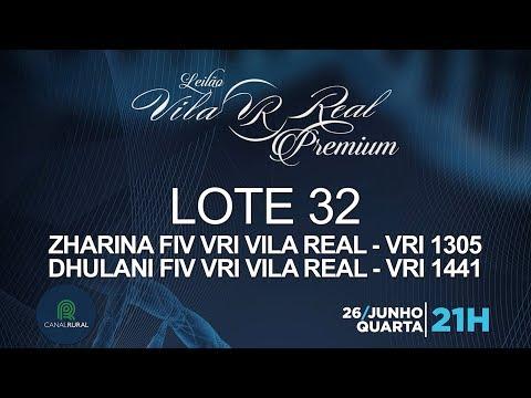 LOTE 32 (VRI 1305/VRI 1441)