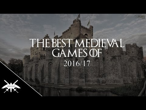 The Best Medieval Games of 2016/17!  - Bannerlord, Mordhau, The Black Death AND MORE!