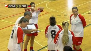 VI Torneo Internacional de Futbol Sala Femenino Intersport - Final Categoría Absoluta