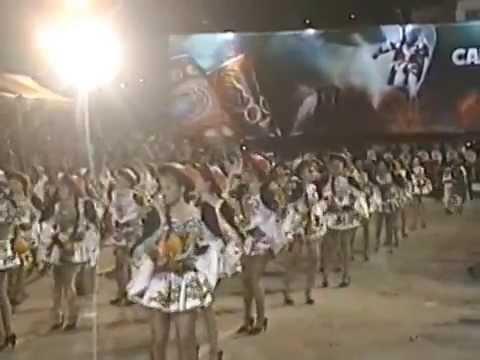 Bloque La paz Caporales San Simon 2004   Carnaval de Oruro