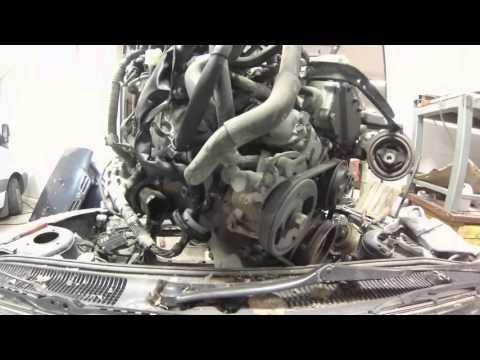 Nissan Primera P11 GA16DE engine project