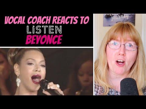 Vocal Coach Reacts to Beyoncé   Listen LIVE Destiny's Child
