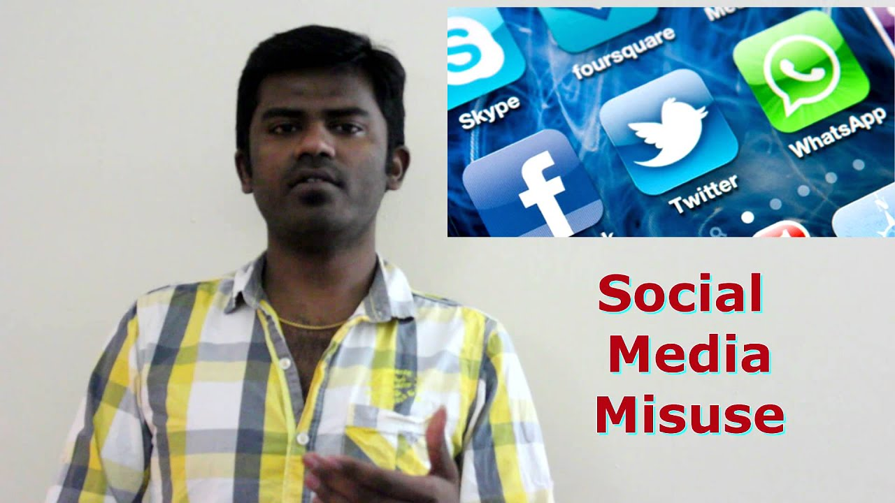 misuse of media In this blogpost, komal rastogi, student, nirma university, ahmedabad, writes about the misuse remedies and also the consequences of social media in india from the past six to seven years, social media have become increasingly popular in our day to day lives.