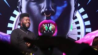 181025 Khalid Live in Seoul - Slience