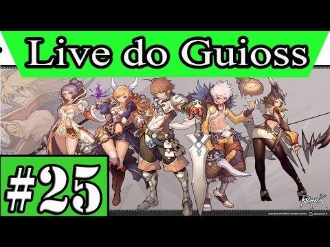 Live do Guioss #25 - Nostalgia em Ragnarok!