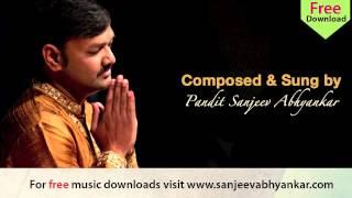 Pandit Sanjeev Abhyankar- Classical - Raag Chandrakauns -Part 1