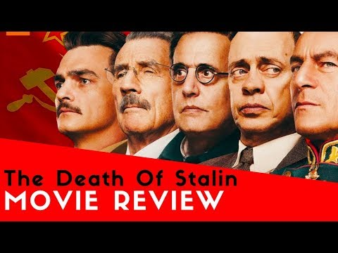 The Death Of Stalin - Movie Review