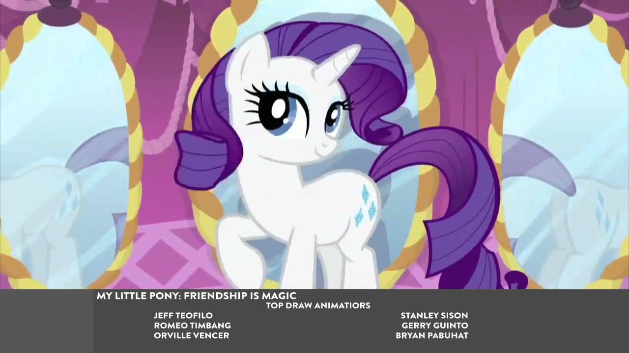 the effect my little pony friendship
