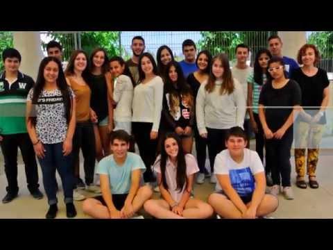 Gracuació 4tB-IES Alcúdia (2014-15)