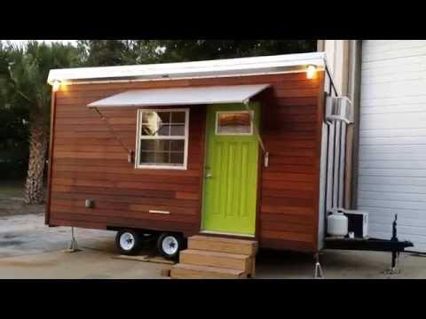 Tiny Honeymoon Haven - Unique luxury tiny house FOR SALE!