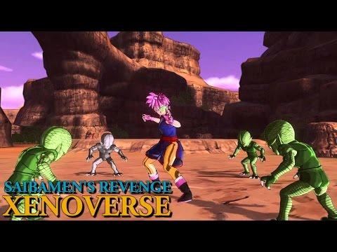 Dragon Ball Xenoverse - Saibamen's Revenge Parallel Quest #4 (Includes Hidden Conditions)
