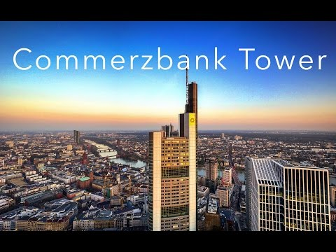 Commerzbank Tower Frankfurt - Eine Führung durch den Wolkenkratzer