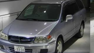 1998 Nissan Presage C2 VU30