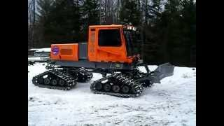 2000 Tucker Sno-Cat 2000