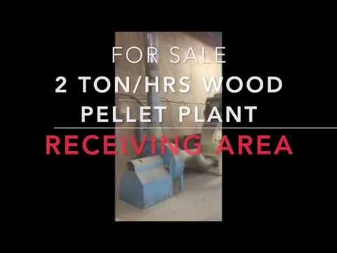 PROCESSCO - 2 TonHrs Pellet Plant -Size reduction - PS-22170