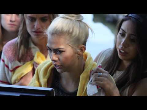 Hayley Kiyoko - Cliffs Edge [Behind The Scenes]