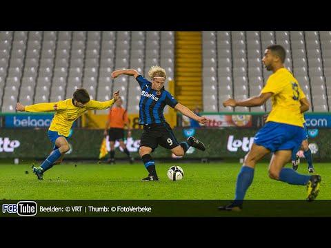 2012-2013 - Cofidis Cup - 01. 16de Finale - Club Brugge - Woluwe-Zaventem 3-0