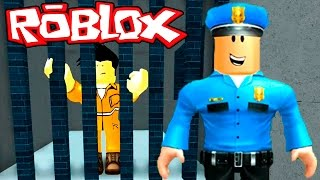 Roblox → The HARD LIFE OF POLICE!! -Prison Life v 2.0 🎮