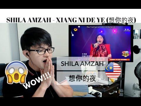 [REACTION] CONGRATS! SHILA AMZAH - 想你的夜 Xiang Ni De Ye | FORBES 30 UNDER 30 ASIA LIST #JANGReacts