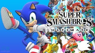 Baixar Sonic Boom (Sonic CD) - Super Smash Bros. Ultimate Soundtrack