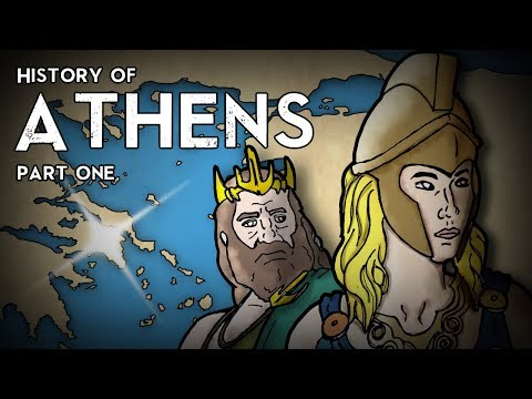 History Of Athens - Part 1