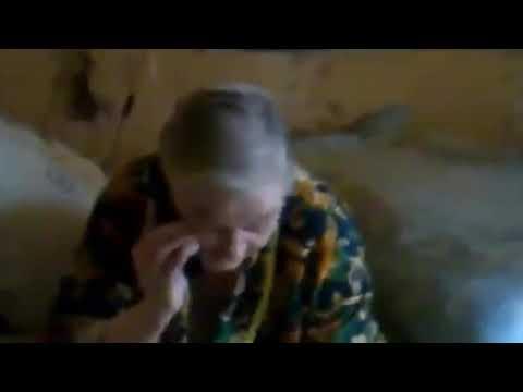 Телефонный разговор между бабкой и саидом (ПРАНК)