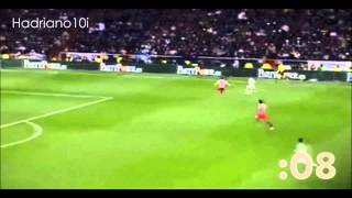 Cristiano Ronaldo vs Atletico Madrid - 96m en 10 seconds