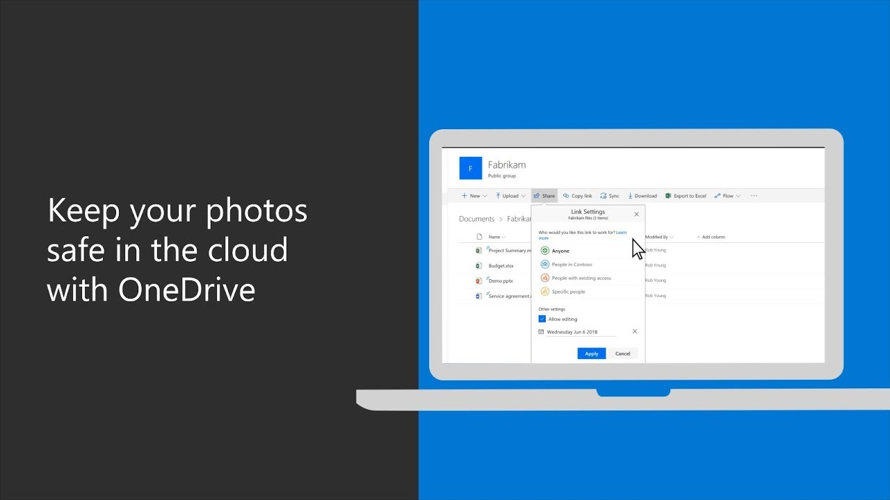 Keep your photos safe in the cloud with OneDrive
