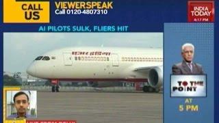 Air India Pilots Can