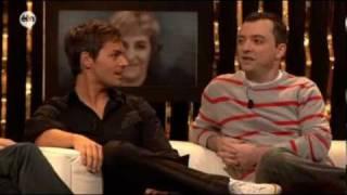Miguel Wiels en Peter van de Veire in de Laatste Show