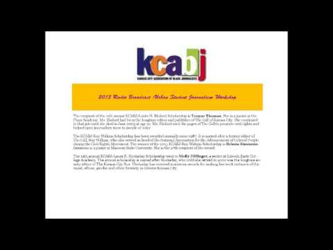 KCABJ -  2013 STUDENT RADIO BROADCAST