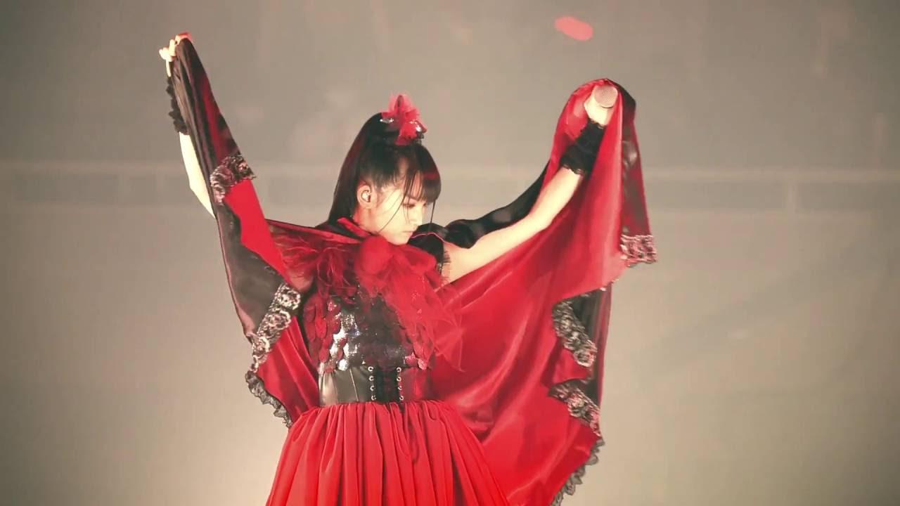 BABYMETAL - AKATSUKI「紅月アカツキ」BLACK NIGHT HD1080p - YouTube